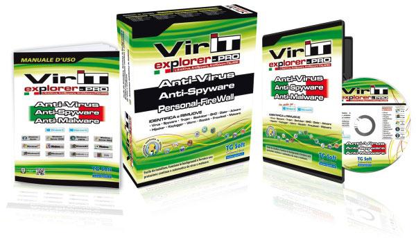 Antivirus scelto da Schiavon Sistemi per voi