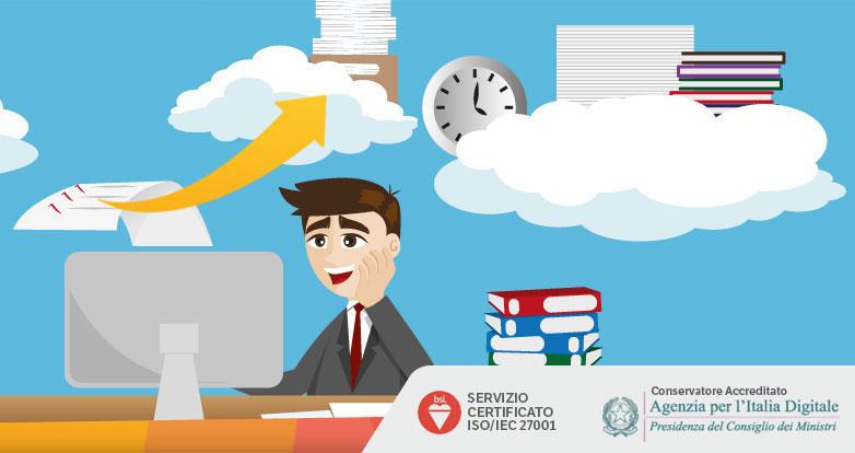 Servizio Conservazione di Sostitutiva Certificata