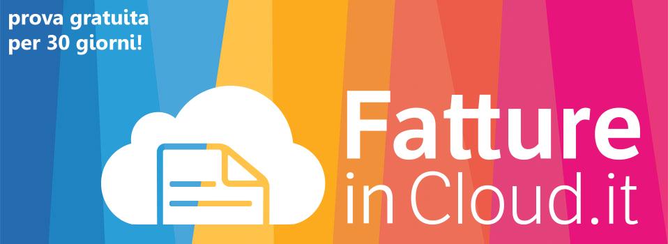 Prova il servizio fatture in Cloud