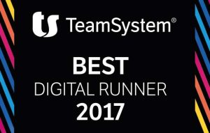 Schiavon Sistemi è Best Digital Runner Teamsystem