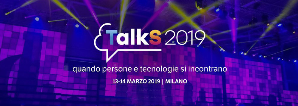 Talks 2019 Teamsystem Milano Digital Week