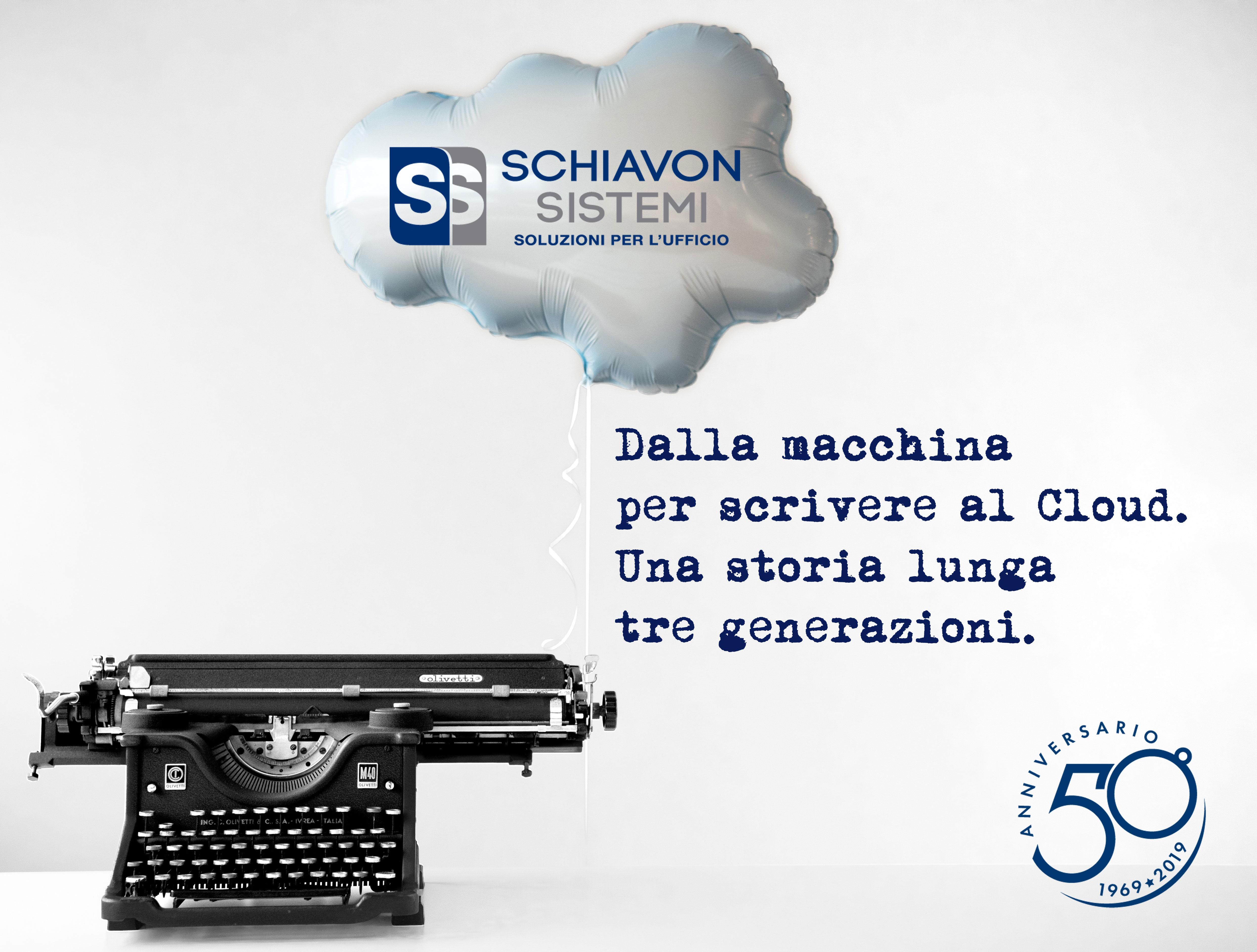 Schiavon Sistemi festeggia 50 anni