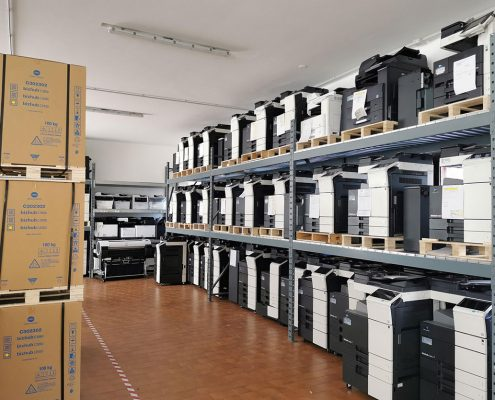 fotocopiatrici usate Padova